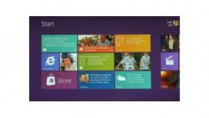 Windows 8 läuft virtualisiert unter Mac OS X.