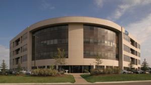 Blick auf die RIM-Zentrale in den USA