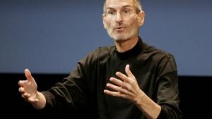 Steve Jobs im Jahr 2010