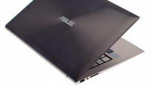 Asus' erstes Ultrabook
