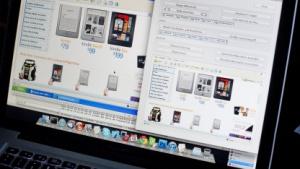 Blick auf die Trojanersoftware auf dem Rechner von Dirk Engling vom CCC