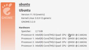 Test: Ubuntu 11.10 hübscht Unity auf