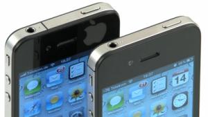 Das iPhone 4 und 4S lassen sich an ihrem Äußeren kaum unterscheiden.