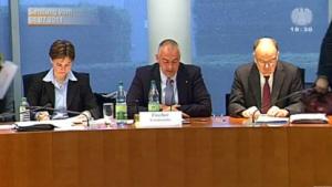 Sitzung der Enquete-Kommission Internet und digitale Gesellschaft