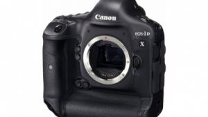 EOS-1D X: Nachfolger für zwei Kameralinien im Profibereich