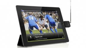 Elgatos EyeTV Mobile macht das iPad 2 zum mobilen Fernseher.