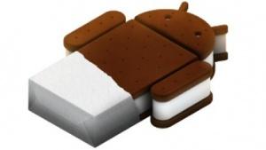 Logo von Android 4.0 alias Ice Cream Sandwich