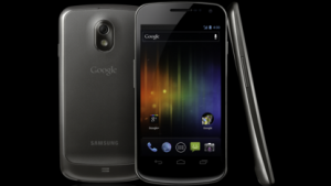 Galaxy Nexus kommt im November.