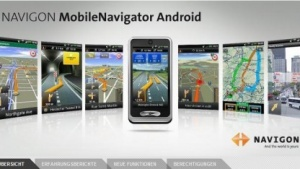 Mobile Navigator für Android in neuer Version