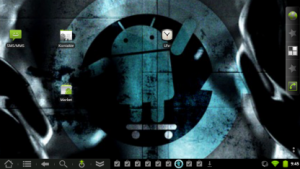 Zweite Alphaversion von Cyanogenmod 7.1 auf dem Touchpad