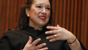 Positives Resümee gezogen: NYT-Verlegerin Janet Robinson