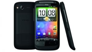 Desire S von HTC