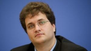 Sebastian Nerz, Chef der Piratenpartei