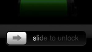 Der Unlock-Button ist nun ein Apple-Patent.