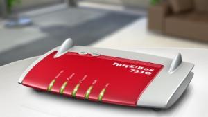 Die AVM Fritzbox 7330 kostet 149 Euro.