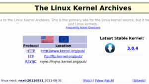 Nach dem Einbruch auf die Webseite Kernel.org sind weitere Details bekanntgeworden.