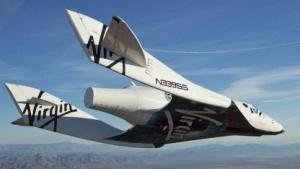 Spaceship Two im Gleitflug: Tests mit Raketenabtrieb im kommenden Jahr