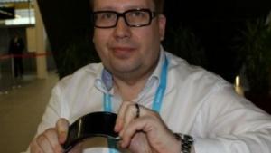 Kinetic Device mit flexiblem Gehäuse