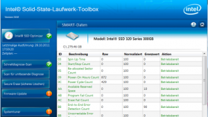 Smart-Daten in SSD-Toolbox 3.0