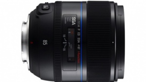 Samsung 85 mm F1:1.4 ED SSA i-Function