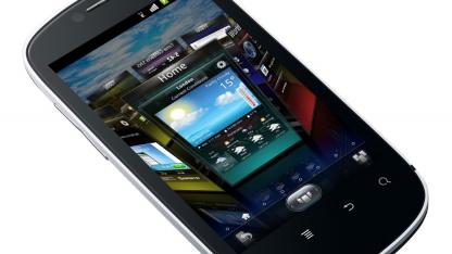Das Vision von Huawei setzt vor allem auf das Design.