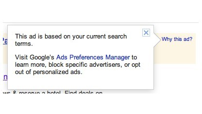 Mehr Transparenz für Google Adwords