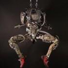 Boston Dynamics: Roboter-Model Petman macht Liegestütze