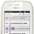 Nokia Public Transport: Navigieren mit öffentlichen Verkehrsmitteln