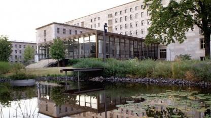 Der Hauptsitz des Bundesministeriums der Finanzen in Berlin
