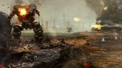 Mechwarrior Online, Artwork