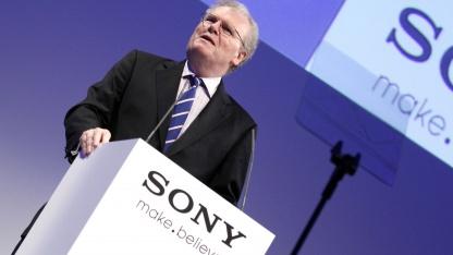 Sony-Chef Howard Stringer