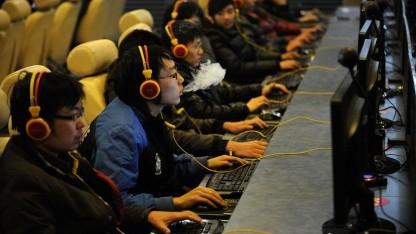 Chinesische Computernutzer: rudimentäre Cyberwarfähigkeiten