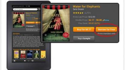 Keine Leihfrist: E-Book-Ausleihe auf dem Kindle Fire