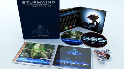 Sturmwind für Dreamcast