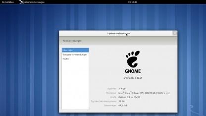 Die Gnome Shell soll künftig auch ohne Hardwarebeschleunigung laufen.