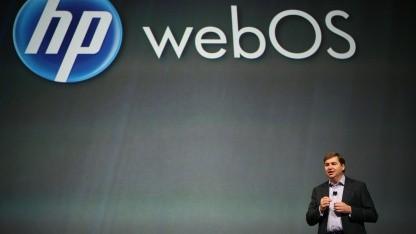HP-PSG-Chef Todd Bradley im Februar 2011