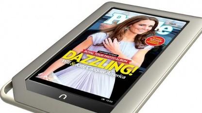 Nook Tablet: mehr Speicher als Kindle Fire