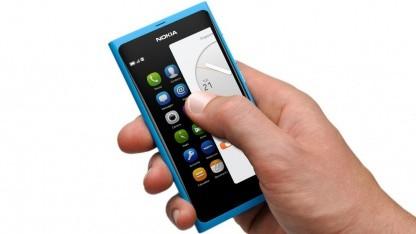 Meego-Update für das N9 ist da.