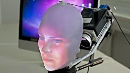 Mask-Bot: Texte vorlesen mit männlicher oder weiblicher Stimme