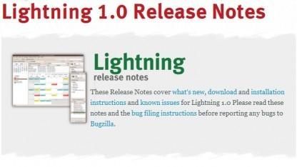Lightning 1.0 ist da.