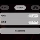 iOS 5: Versteckter Panoramamodus im iPhone aufgedeckt