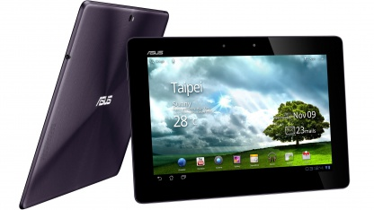 Eee Pad Transformer Prime mit 10,1-Zoll-Touchscreen
