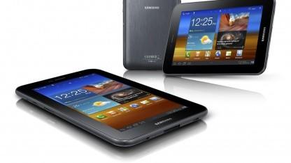Galaxy Tab 7.0 Plus kommt nicht offiziell nach Deutschland.