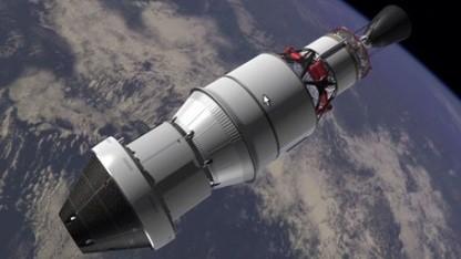 Orion MPCV: Unbemannt zwei Mal um die Erde