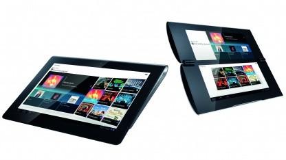 Sonys Tablet P und Tablet S mit UMTS sind nun erhältlich.