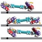 Nanotechnologie: Wissenschaftler bauen Nanoauto mit Vierradantrieb