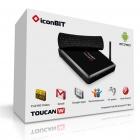 Iconbit Toucan W: Netzwerk-Mediaplayer mit Android