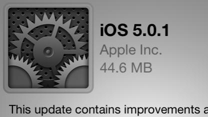 Over-The-Air-Updates sind klein.