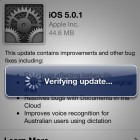 IOS 5.0.1: Erstes Over-The-Air-Update für iPhone und iPad