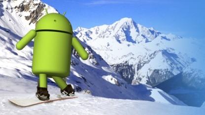 Recon Instruments MOD Live läuft mit Android.